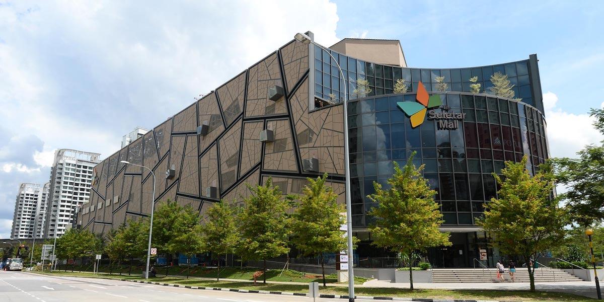 Seletar Mall Near Parc Botannia Condo