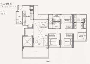 Parc-Botannia-4BR-P-H-Floor-Plan