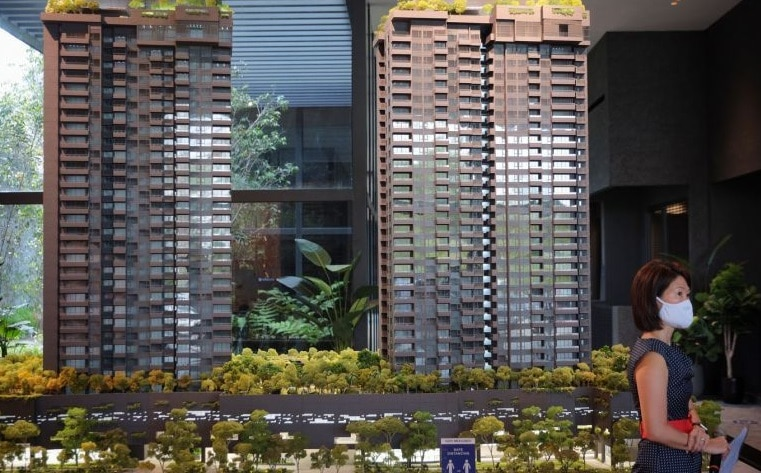 New private home sales in S'pore hit 4-year high for March as Purchasers jumped in